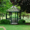 Photo of gazebo by Dani Simmonds