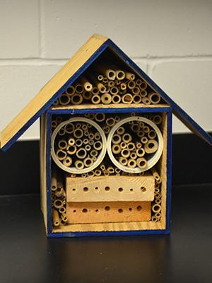 Pollinator Hotels Gardening Solutions University Of