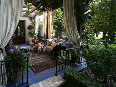 Outdoor Living Spaces - Gardening Solutions - University ... on Garden And Outdoor Living id=44031