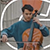 Cellist and medical student Xander Boggs