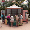 The Master Gardener booth at EPCOT