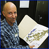 Kent Perkins of the UF Herbarium