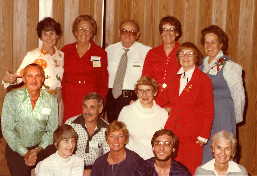 Larry and the rest of the 1979 class
