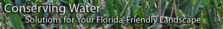 UF/IFAS Water Conservation